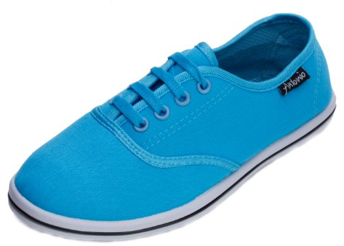 Antonio , Espadrilles pour femme Bleu - Bleu