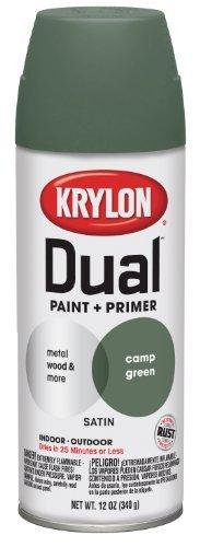 krylon-8828-dual-satin-camp-green-paint-and-primer-12-oz-aerosol-by-krylon