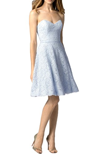 Gorgeous Bride - Robe - Femme S-light sky blue