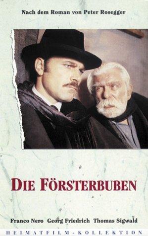 Die Försterbuben [VHS]