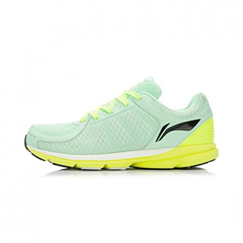 <span class='b_prefix'></span> Connected Li-Ning Sports sneakers Green Size 38