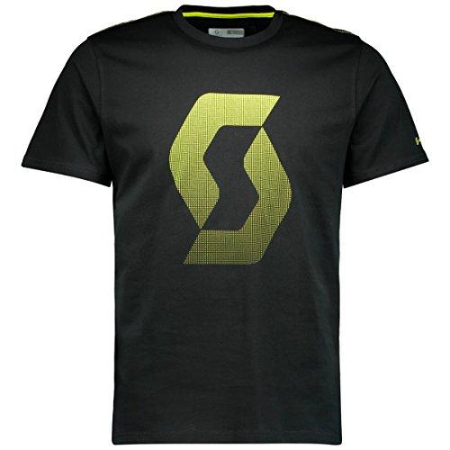 Preisvergleich Produktbild Scott T-Shirt Factory Team CO Icon Schwarz Gr. XL