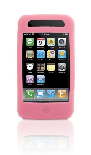 Griffin FlexGrip für Apple iPhone 3. Gen pink Flexgrip Case