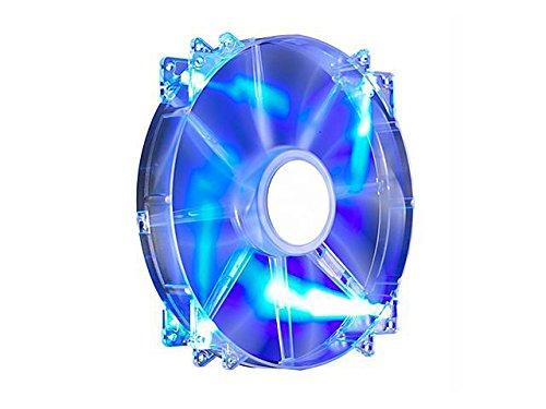 Cooler Master Mega Flow 200 Blue Gehäuselüfter '700 UPM, 200mm, Blaue LED' R4-LUS-07AB-GP
