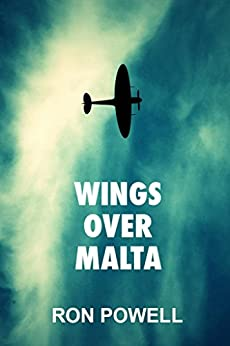 Wings Over Malta by [Powell, Ron]