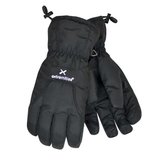 Storm Glove GTX Black Medium