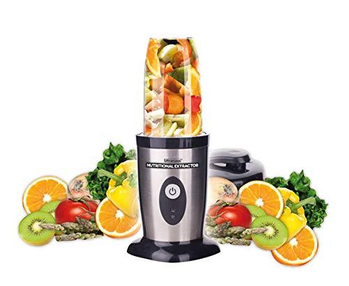 BEST DIRECT Starlyf Ultramaxx Estrattore Nutrizionale Frullatore Miscelatore Centrifuga Professionale per Estrazione Succo Sano e Vitamine e Sostanze Nutritive di Frutta e Verdura - Elettrodomestico
