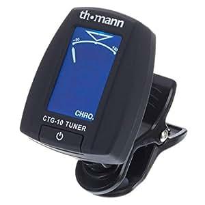 Thomann CTG-10 - Accordeur chromatique à pince pour ...