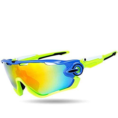 UV-Schutz im klassischen Stil Im Freiensport-Mode-Sonnenbrille. Großartig für das Radfahren, das Skifahren oder das Fischen wandernd fährt. Veränderbare Linsen und unzerbrechliche hohe Stärke Radfahre