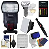Canon Speedlite 600EX II-RT Flash with Soft Box - Best Reviews Guide