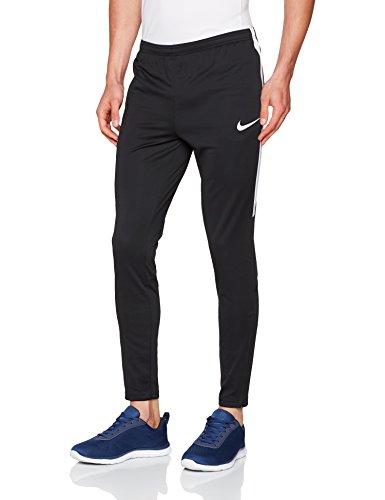 Nike M Nk Dry Acdmy Kpz Pantalones, Hombre, Negro / Blanco, S