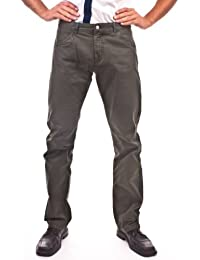 La Martina 5 Pocket Pant Dark Green LMH10