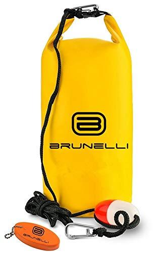 Brunelli 20L Anker Sack Boje Sandanker Anchor Dry Bag mit Schlüsselanhänger -