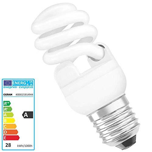 Osram Energiesparlampe Dulux Pro Micro Twist 28 Watt 825 warmweiß extra E27 -