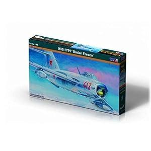 MisterCraft mcf031: 48Escala Kit de Modelo mig-17pf Fresco de Radar