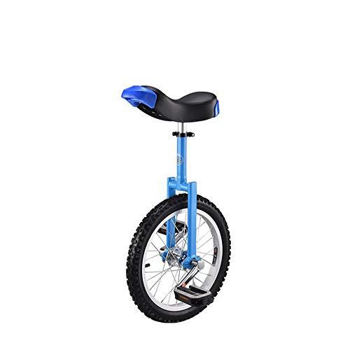 Einrad höhenverstellbar Unicycle 16 18 20 Zoll,Radfahren Heimtrainer Fahrrad