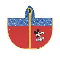 PERLETTI perletti99254 Minnie Design Poncho Raincoat, Multi-Color, One Size