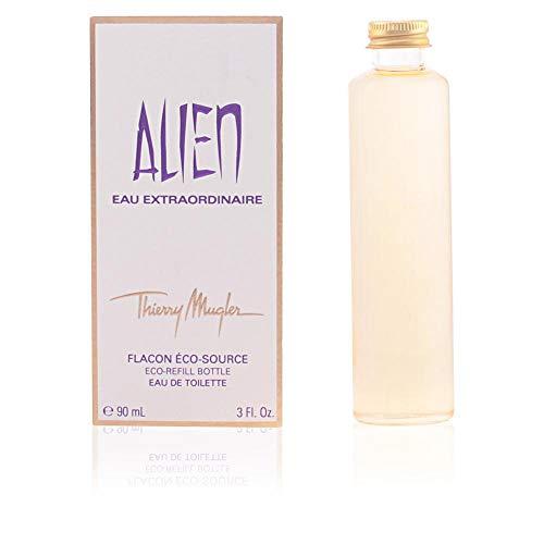 Thierry Mugler Alien Extraord EDT NF 90 ml, 1er Pack (1 x 90 ml) - Alien Refill