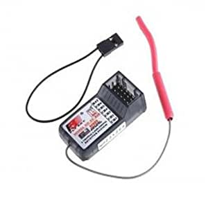 FS-R6B FlySky 2.4Ghz 6CH receiver for RC FS-CT6B TH9x
