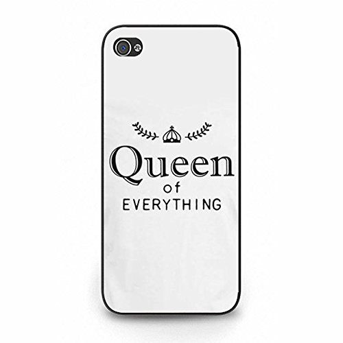 Boyfriend Girlfriend Lovers Best Friends Fashion Unique King Queen Matching Couple Phone Case Cover for Iphone 5/5s Color120d