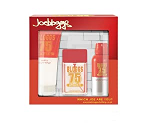 Joe Bloggs Athletic Gift Set Eau de Toilette 50ml & Hand & Body Wash 200ml & Body Spray 150ml
