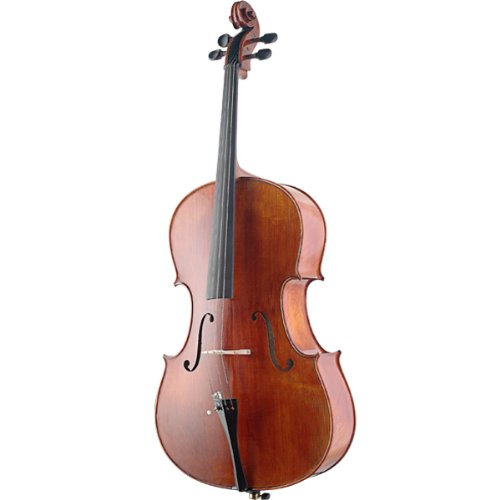Stagg Xhg 4/4 Tiger Stripe acero violoncello - Stripe Package