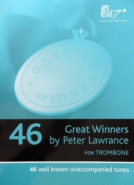 Great Winners for Trombone (Bass Clef) PART only, Peter