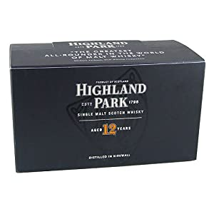 Highland Park 12 year old Single Malt Whisky 5cl Miniature - 12 Pack from Highland Park