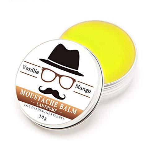 MXECO moda 100% orgánico natural Styling Barba Cera
