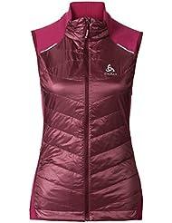 Odlo - Primaloft Lofty Vest, color zinfandel , talla L
