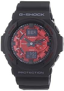 Casio men's Quartz Watch Analogue Display and Resin Strap GA-150MF-1AER