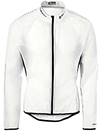 Scott RC Pro bicicleta Wind/lluvia chaqueta Color Blanco transparente 2014, hombre, color Weiß, tamaño M (46/48)