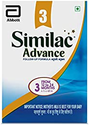 Similac Advance Stage 3 Infant Formula - 400g, From 12-24 months