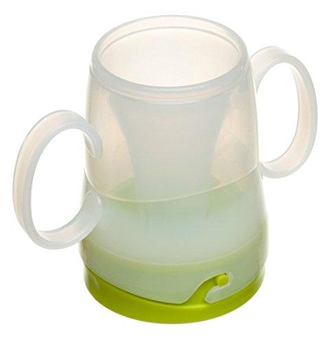 Kids Kit - Bicchiere per imparare a bere, anti-rovesciamento, per bambini