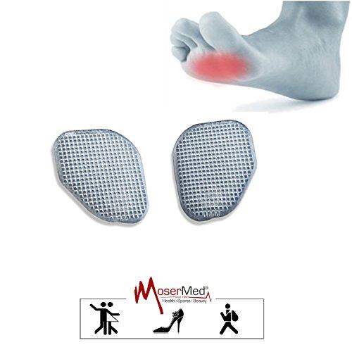 MoserMed Chaussette extr/êmement /étirable au mollet jusqu/'/à 68 cm bandage lymphoed/ème