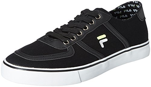 Fila Men's Blaze Black and Lemon Green Sneakers -10 UK/India (44 EU)