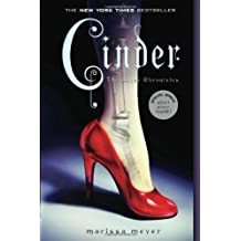 Cinder: Book One of the Lunar Chronicles by Meyer, Marissa (2013) Paperback