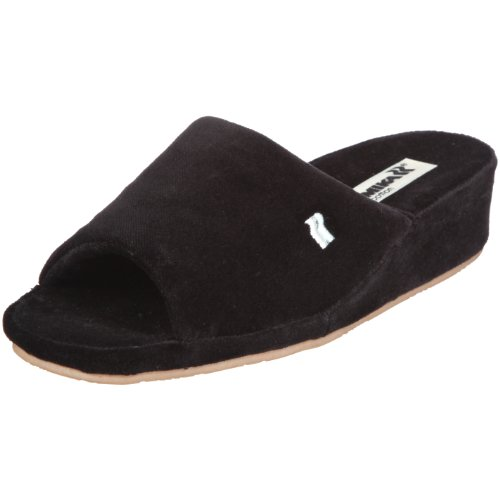 Romika Paris Damen Pantoffeln Schwarz (schwarz 100)