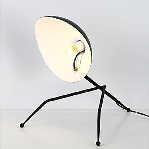 XIAPENGMetall 110-120 V 220-240 V Antike Dekor Tischlampe Nachttischlampe Schlafzimmer Wohnzimmer Lampe
