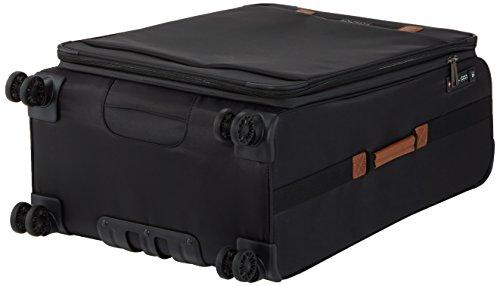 BREE Cabrio Koffer, 74 cm, 55 Liter, Schwarz Schwarz