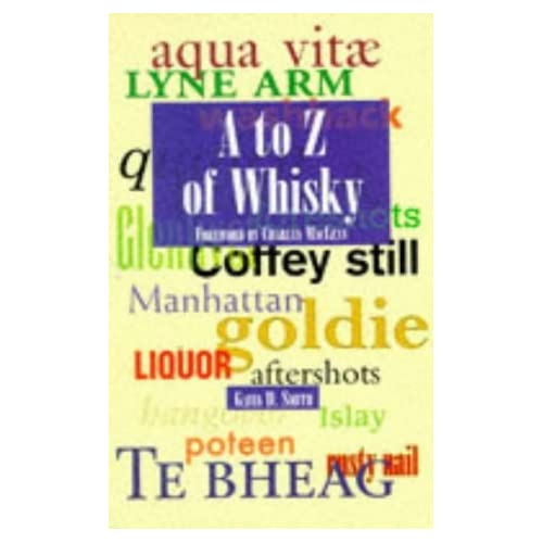 A to Z of Whisky by Gavin D. Smith (1997-05-23)