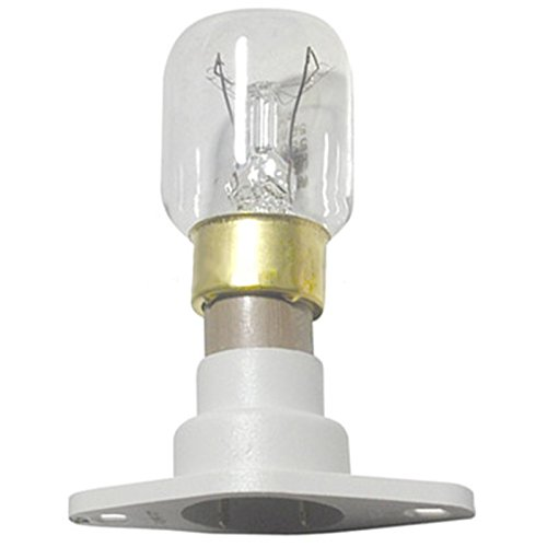 Spares2go 25 W T25 complet et support pour ampoule lampe Bosch four à micro-ondes Fitment List A