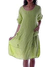 Suchergebnis auf Amazon.de für  Leinen - Kleider   Damen  Bekleidung 4d3d6e9d71
