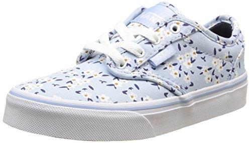 Vans-Atwood-Zapatillas-Nias-Azul-FlowerLight-Blue-37-EU