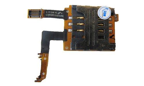 Sim SD Card Flex Kabel für Samsung GT S8530 Wave 2 NEU!