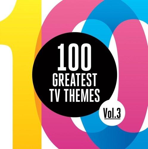 Preisvergleich Produktbild 100 Greatest TV Themes Vol.3