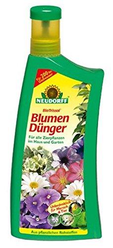 Blumendünger Bio Trissol 1 Liter