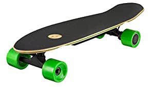 Ridge Division Model El1 Cruiser Electric Skateboard, Natural, 27 Inch