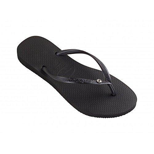 womens-havaianas-slim-crystal-glamour-sw-summer-rubber-diamante-flip-flop-black-8-9