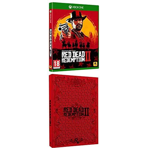 Red Dead Redemption 2 (Xbox) + Steelbook